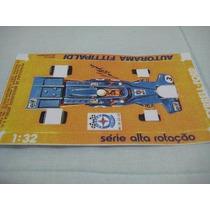 Autorama Estrela- Figura Da Base Tyrrel Fittipaldi Anos 70