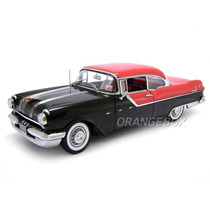 Pontiac Starchief 1955 Hard Top Sunstar Platinum 1:18 5042