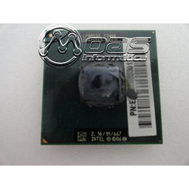 Processador Intel Dual Core Mobile T3400 64 Bits