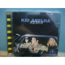 Kid Abelha - Remix - Cd Nacional