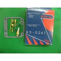 Reparo Carburador Gn125 Intruder Suzuki Keyster
