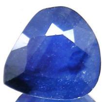 Elegante Safira Azul 3,17 Cts.