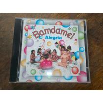 Cd - Banda Mel Alegria Album De 1996
