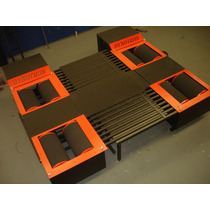 Dinamômetro De Rolos 4x4 Inercial Dynotron