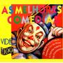 Cd / As Melhores Comédias = 13 Sucessos Dos Cinemas (import.