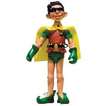 Mad: Alfred E. Neuman Robin Dc Collectibles