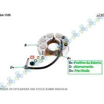 Placa Retificadora Vw Brasília Álcool 1300 55a - Gauss