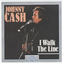 Cd Johnny Cash - I Walk The Line - Cd Importado - Big River