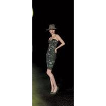Vestido Maria Bonita Extra, Tenho Farm Tbm!