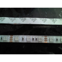 Fita De Led Smd 5050 Azul , Verde ,vermelha E Branca 50cm
