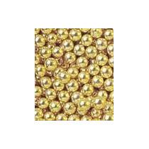 Esferas De Ouro Para Acupuntura Auricular 45 Gramas