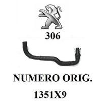 Mangueira Inferior Radiador 306 1.8 8v / 16v Engate Rapido