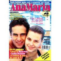Ana Maria Nº 35 - Marcos Frota & Carolina Dieckmann