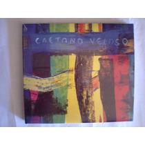 Cd Original - Caetano Veloso Livro Digipack Usado