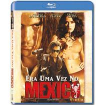 Era Uma Vez No México * Antonio Banderas * Blu-ray Disc *