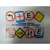 Livro - Manual Básico De Segurança No Trânsito - Fiat
