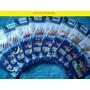 Kit Com 10 Cartelas Sabiki Marine Sport N° 08,12,14,16,18