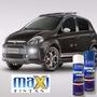 Tinta Spray Automotiva Fiat Preto Vesuvio + Verniz 300ml
