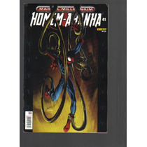 Marvel Millennium Homem-aranha Nº 41 - Marvel- Panini Comics