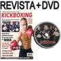 Revista + Dvd Arte Marcial Kickboxing Luta Box