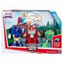 Transformers Rescue Bots Equipe De Resgate De Griffin Rock