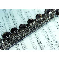 Flauta Transversal: Partituras De Sonatas, Concertos, Etc...