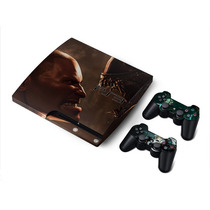 Capa Playstation 3 Ps3 Pelicula Skin Aliens Vs Predators