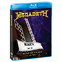 Blu-ray Megadeth Rust In Peace Live [eua] Novo Lacrado