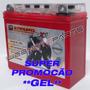 Bateria Gel Moto Honda Cbx 200 Strada Xr200 Nx150 350 Sahara