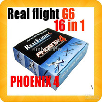 Simulador Real Flight G6/ Phoenix 4! 16 In 1
