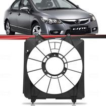 Defletor Radiador New Civic 2007 2008 2009 2010 2011