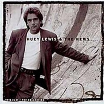 Cd Huey Lewis & The News -this Is It - The Collection - Novo