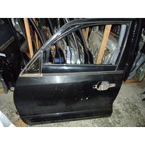 Porta Mitsubishi Pajero Full Dianteira Lado Motorista