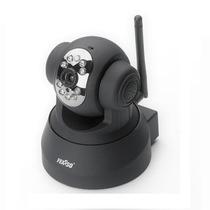 Câmera Seg Ip Feasso F-ipcam01 Wi-fi Infravermelho