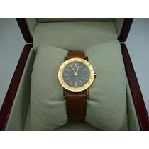 Relógio Bulgari De Ouro 18k Jr Joalheiro.