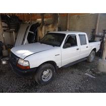 Sucata Motor Ford Ranger 2001 2.5 4x4 Diesel