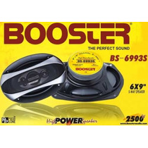 Auto Falante Booster 6x9 Bs-6993s 5vias 2500w