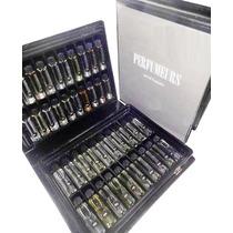 Perfumeurs - Mostruário Com 40 Perfumes De 5 Ml Total 200ml