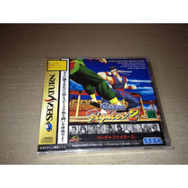 Virtua Fighter 2 (sega Saturn, 1996) Lacrado Rarissimo