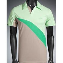 Camisa Polo Oakley Queima Total - Importada Usa Ja No Brasil
