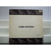 Joao Mineiro E Marciano Cama Dividida Lp Single Philips 1991