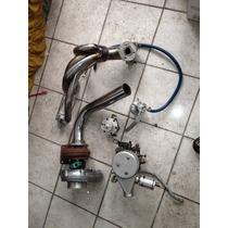 Kit Turbo Completo Com Turbina .60 Nova Aceito Troca