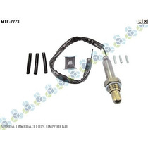 Sonda Lambda 3 Fios Vectra 2.0 Cd Gsi 16v 96/... - Mte