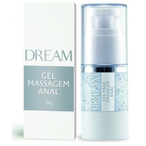 Gel Para Massagem Anal Dream Com Microcápsulas 19 Gr Sex Hot