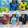 Figurinhas Copa Das Confederações Brazil 2013 Panini Mundial