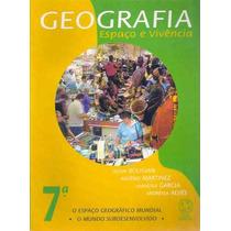 Geografia - Espaço E Vivência - 7ª Série - 2001