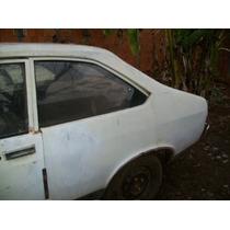 Dodge 1800 Polara - Lateral Traseira Lado Esquerdo