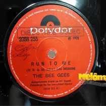 The Bee Gees 1972 Run To Me / Road To Alaska Compacto