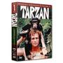 Box: Tarzan - 1ª + 2ª Temporadas Completas Ron Ely - 16 Dvds