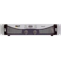 Amplificador Skp Max 720 De 700 Watts Rms Bivolt 110/220v